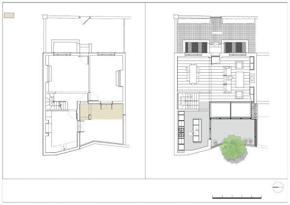 Дом Брекенбури от студии Neil Dusheiko Architects 16
