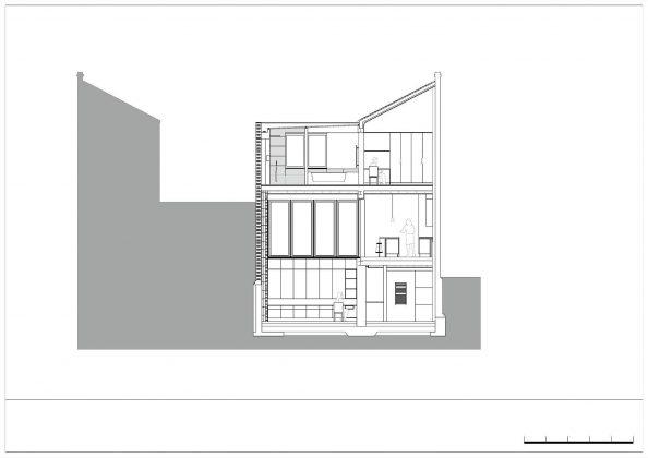 Дом Брекенбури от студии Neil Dusheiko Architects 22