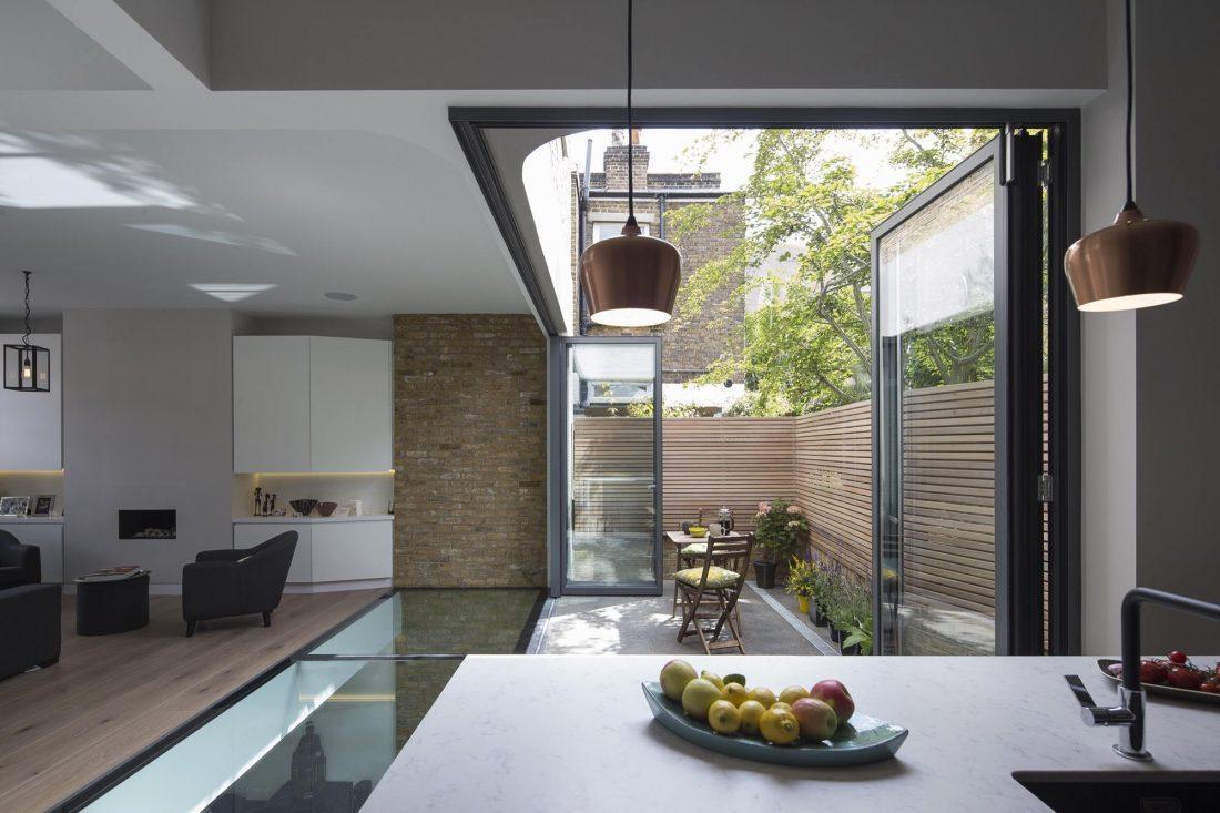 Дом Брекенбури от студии Neil Dusheiko Architects 3