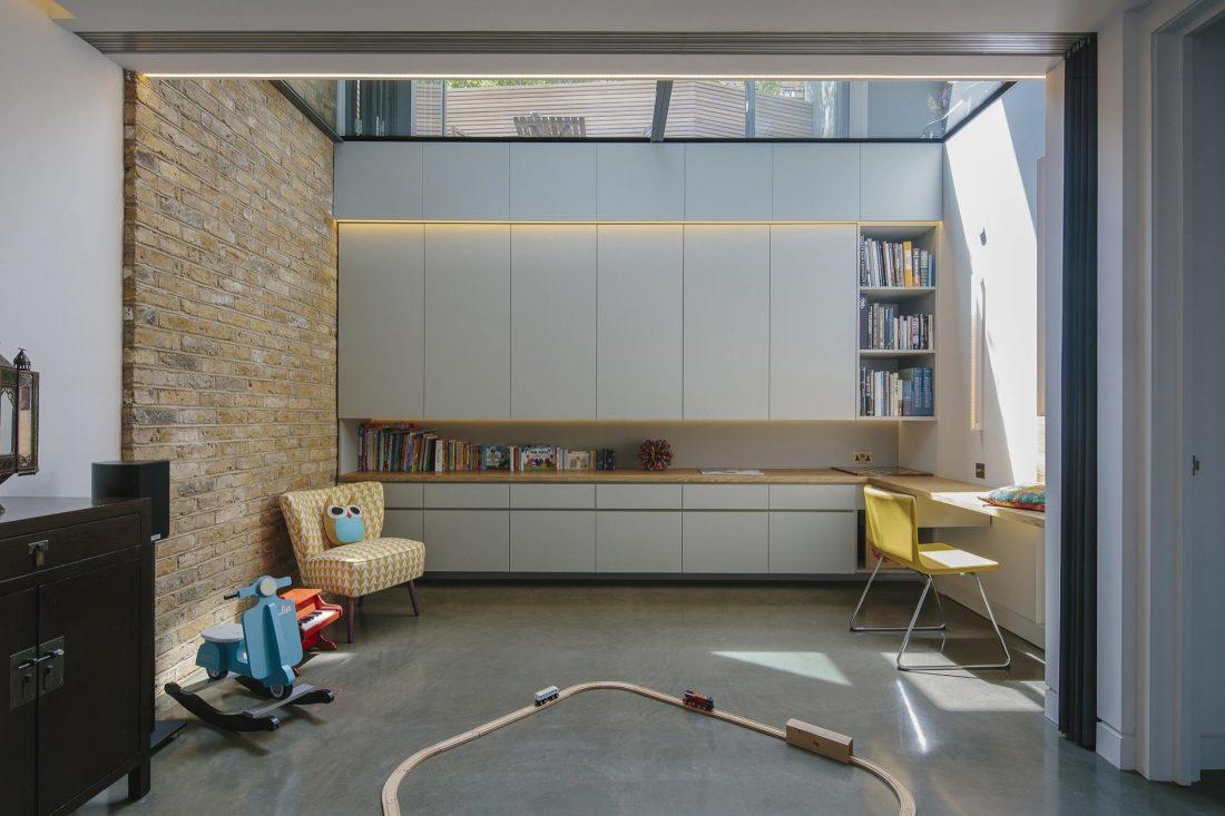Дом Брекенбури от студии Neil Dusheiko Architects 5