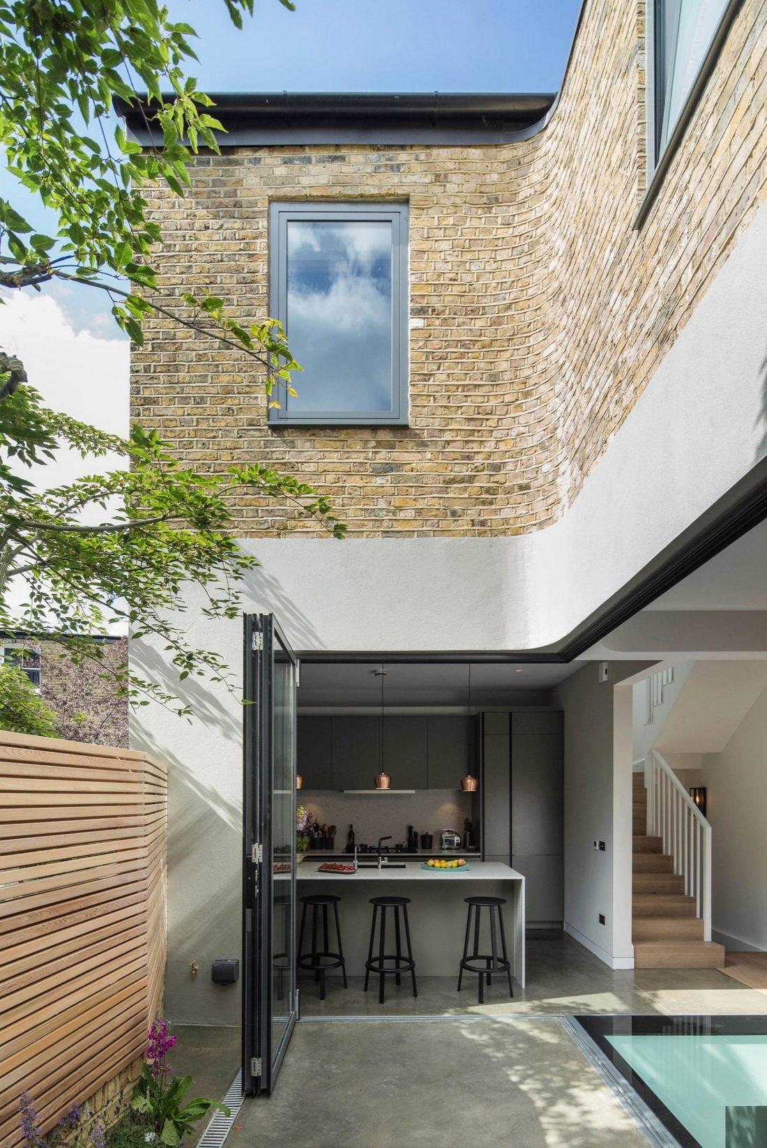 Дом Брекенбури от студии Neil Dusheiko Architects 7