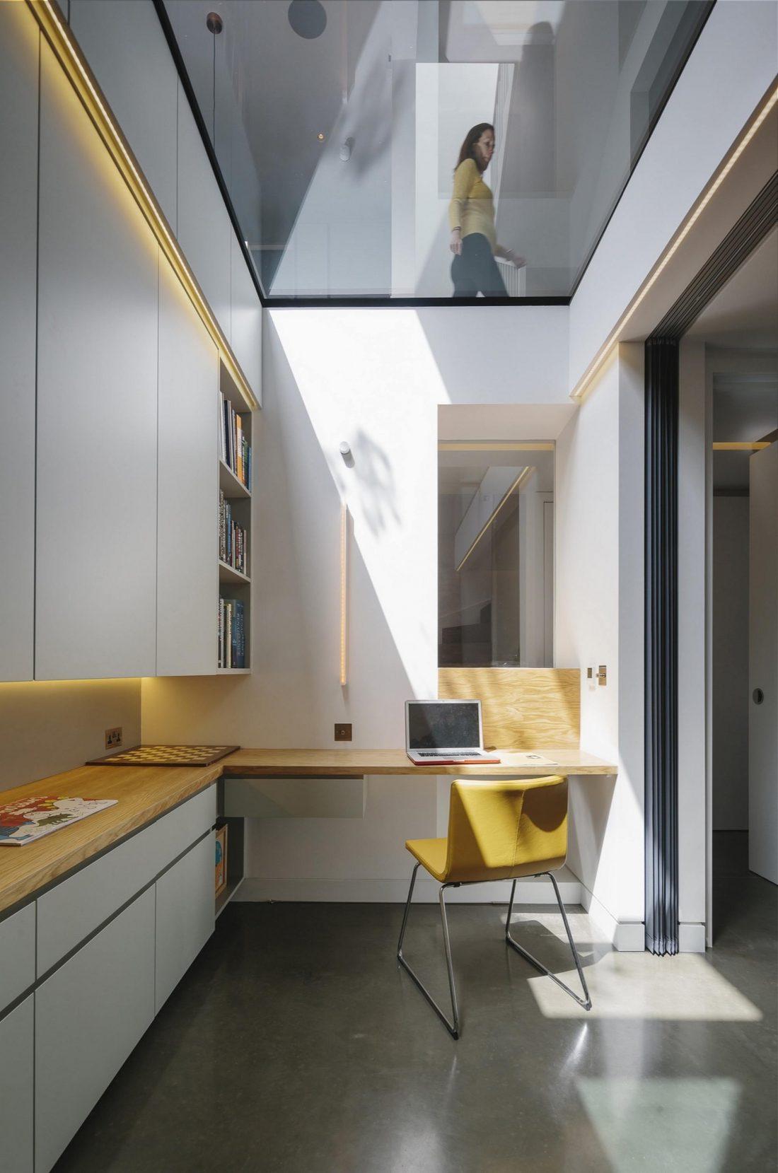 Дом Брекенбури от студии Neil Dusheiko Architects 9