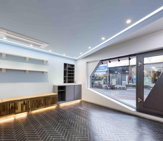 Дом в хай-тек стиле по проекту студии Moon Hoon в Южной Корее 25