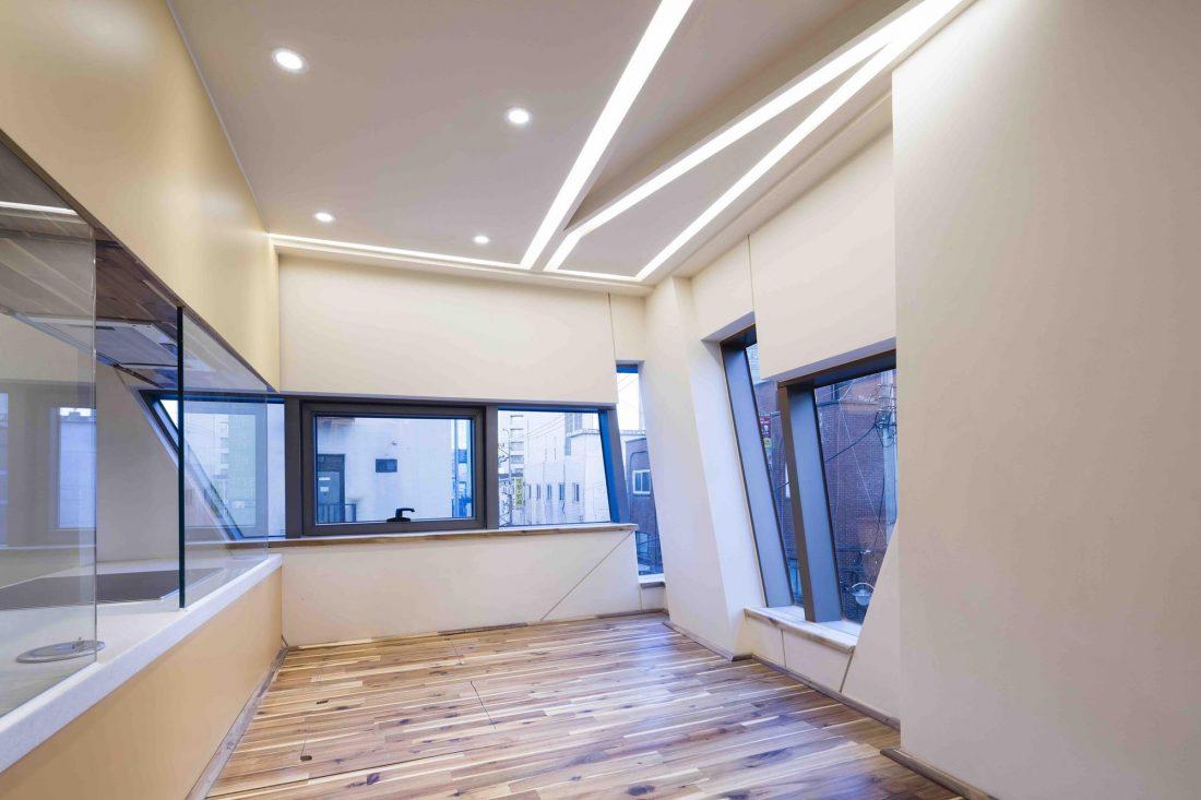 Дом в хай-тек стиле по проекту студии Moon Hoon в Южной Корее 30