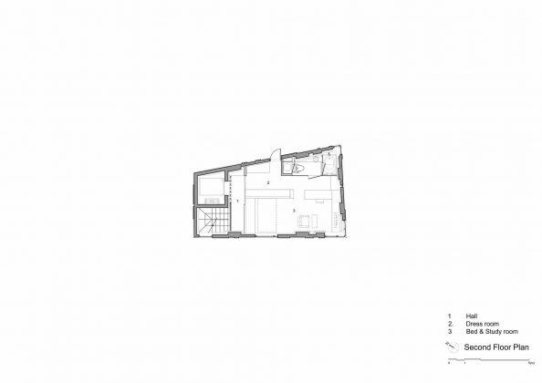 Дом в хай-тек стиле по проекту студии Moon Hoon в Южной Корее 34