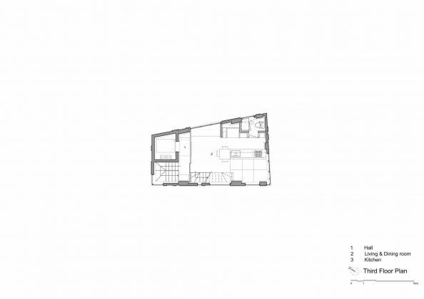 Дом в хай-тек стиле по проекту студии Moon Hoon в Южной Корее 35