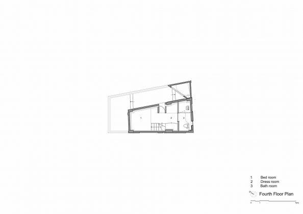 Дом в хай-тек стиле по проекту студии Moon Hoon в Южной Корее 36