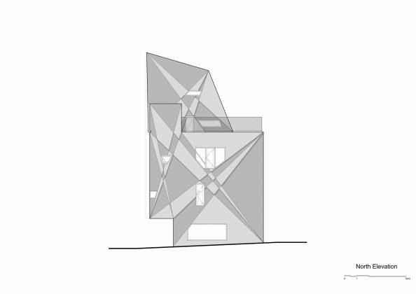 Дом в хай-тек стиле по проекту студии Moon Hoon в Южной Корее 38