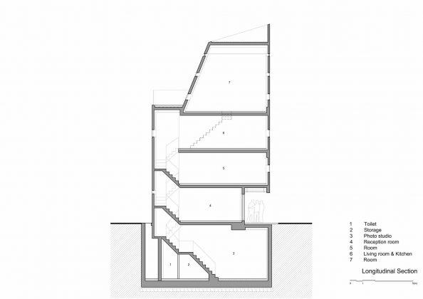 Дом в хай-тек стиле по проекту студии Moon Hoon в Южной Корее 39