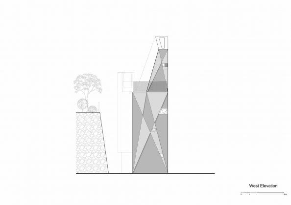 Дом в хай-тек стиле по проекту студии Moon Hoon в Южной Корее 41