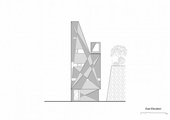 Дом в хай-тек стиле по проекту студии Moon Hoon в Южной Корее 42