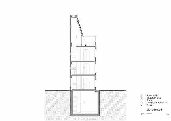 Дом в хай-тек стиле по проекту студии Moon Hoon в Южной Корее 43