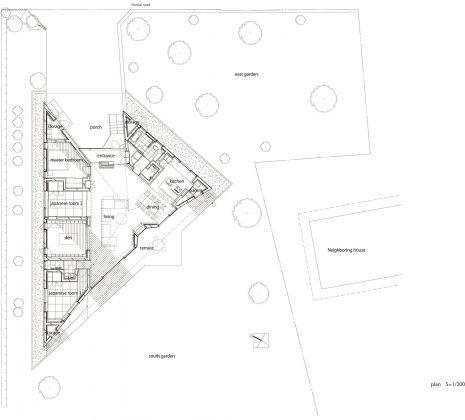 Дом в космическом стиле в Каруидзава от студии O. F. D. A. 13