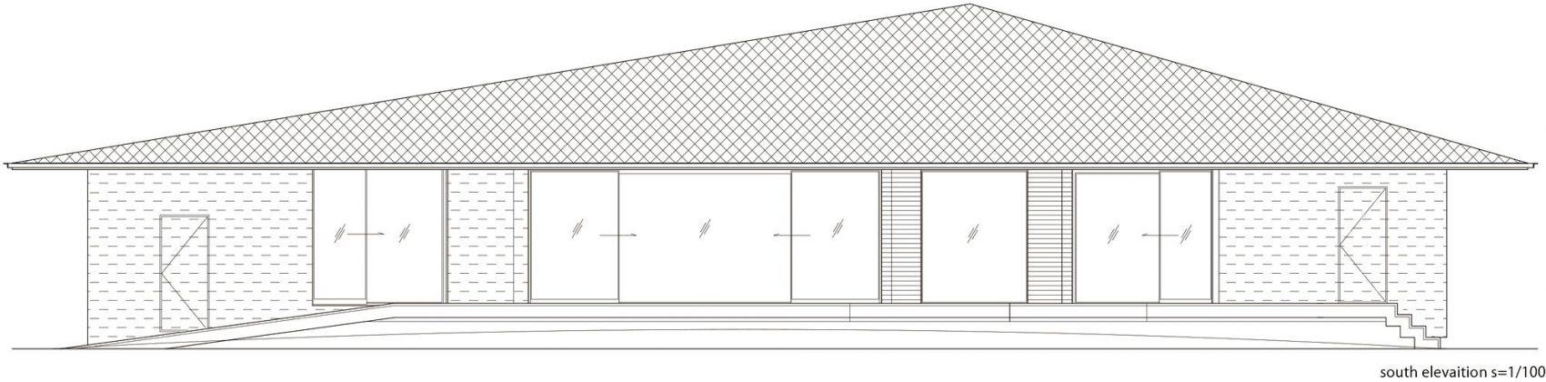 Дом в космическом стиле в Каруидзава от студии O. F. D. A. 16