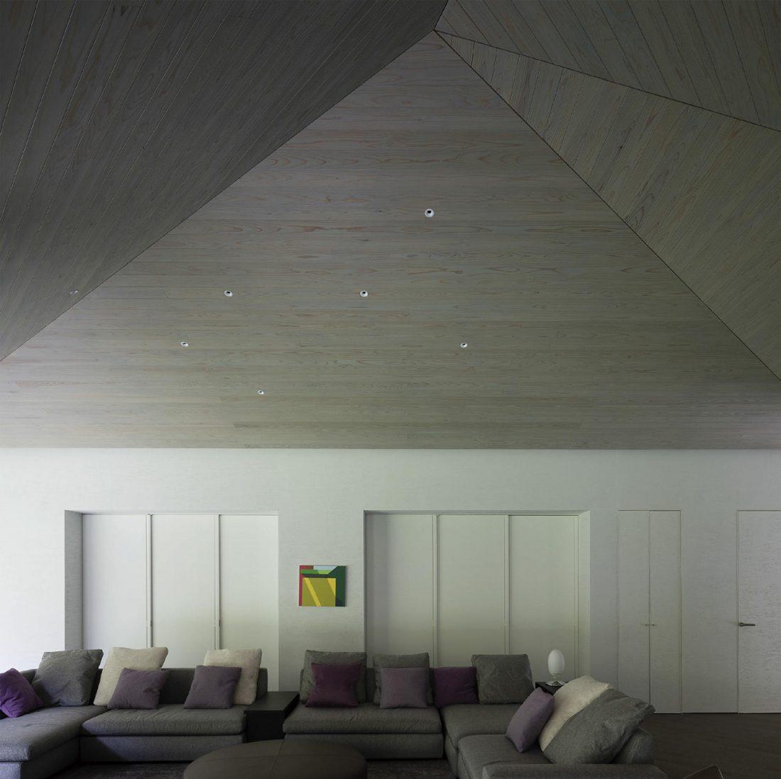 Дом в космическом стиле в Каруидзава от студии O. F. D. A. 3