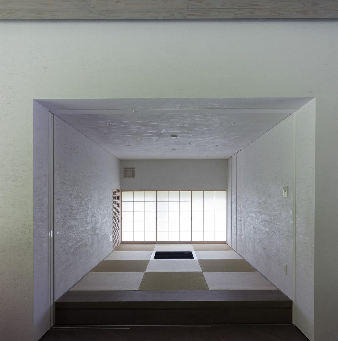 Дом в космическом стиле в Каруидзава от студии O. F. D. A. 6