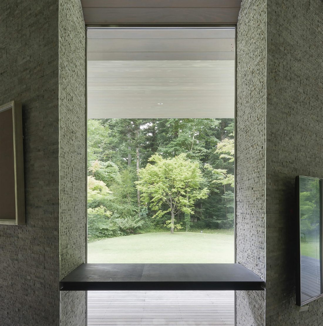 Дом в космическом стиле в Каруидзава от студии O. F. D. A. 7