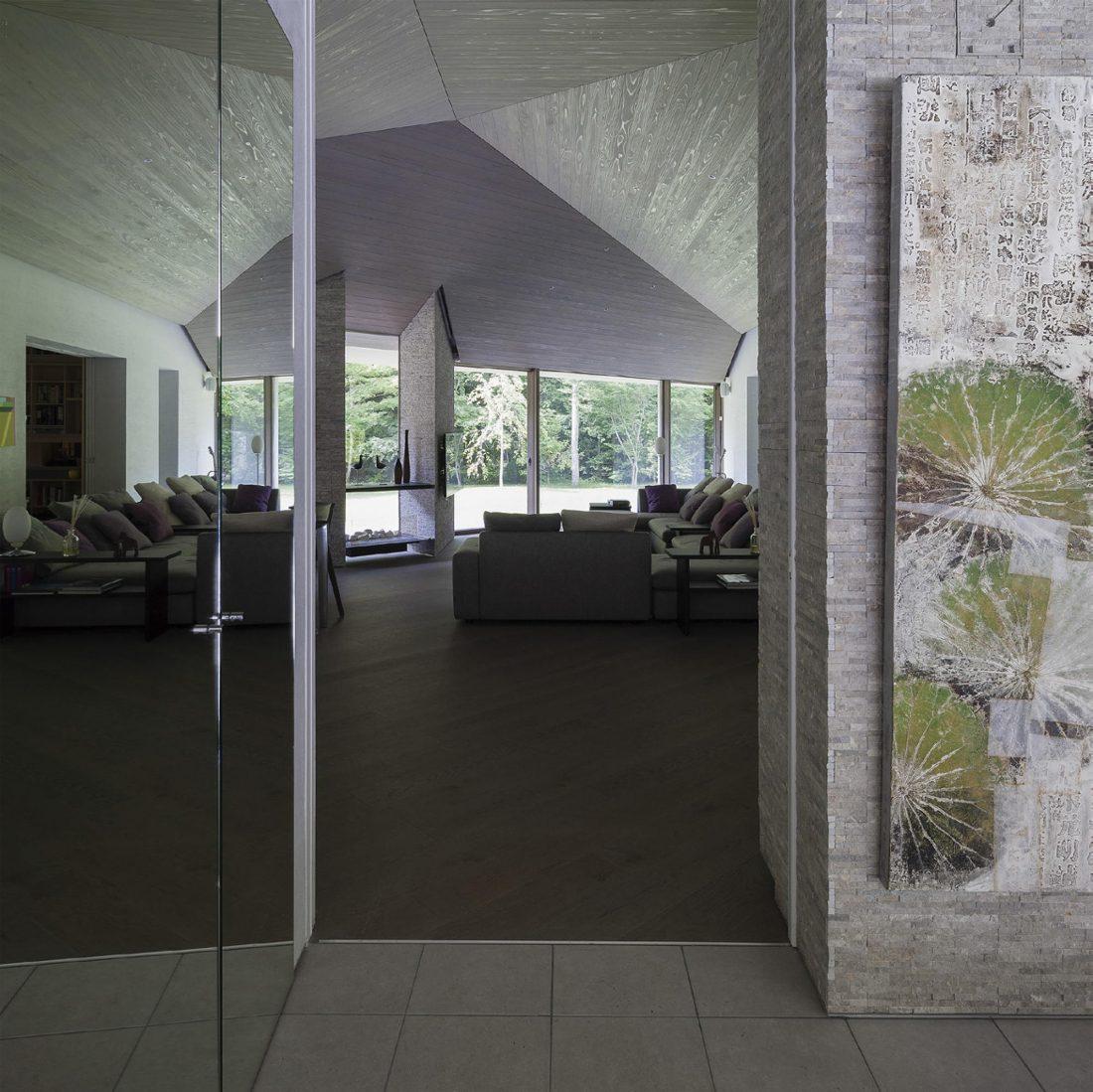 Дом в космическом стиле в Каруидзава от студии O. F. D. A. 9