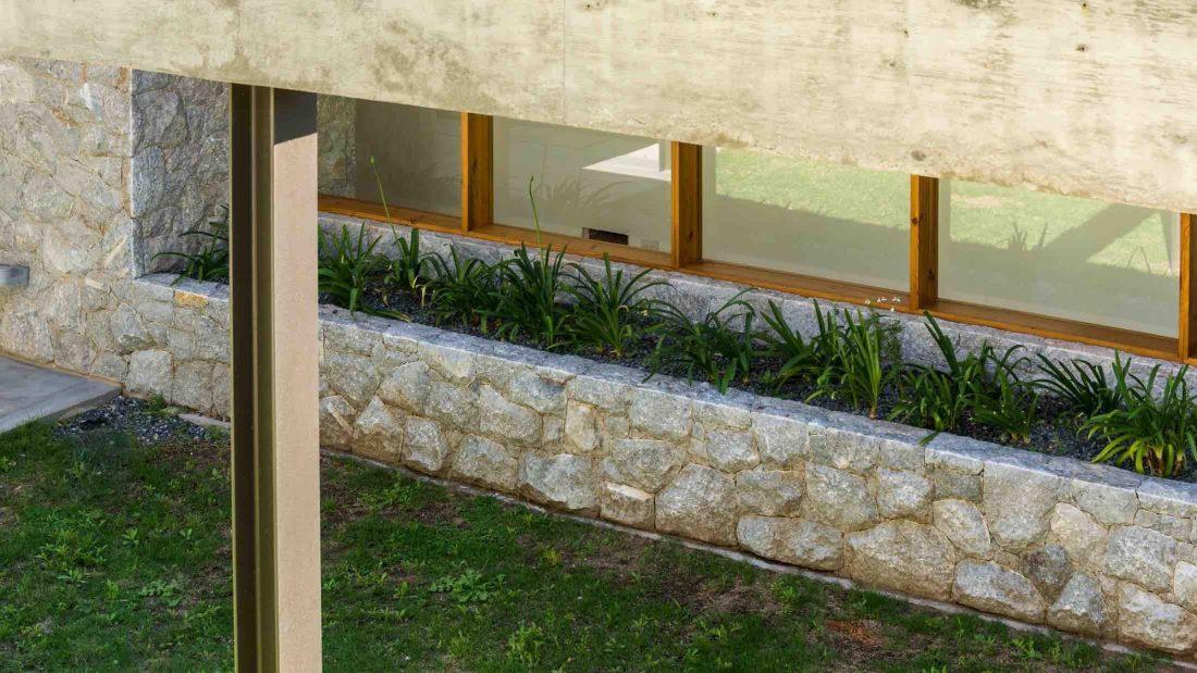 Экологичный и аутентичный проект дома от студии MWS arquitectura 10