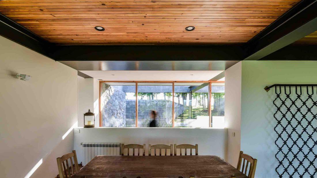 Экологичный и аутентичный проект дома от студии MWS arquitectura 11