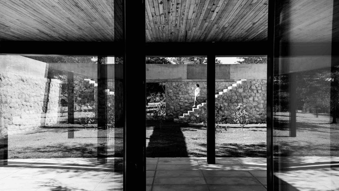 Экологичный и аутентичный проект дома от студии MWS arquitectura 15