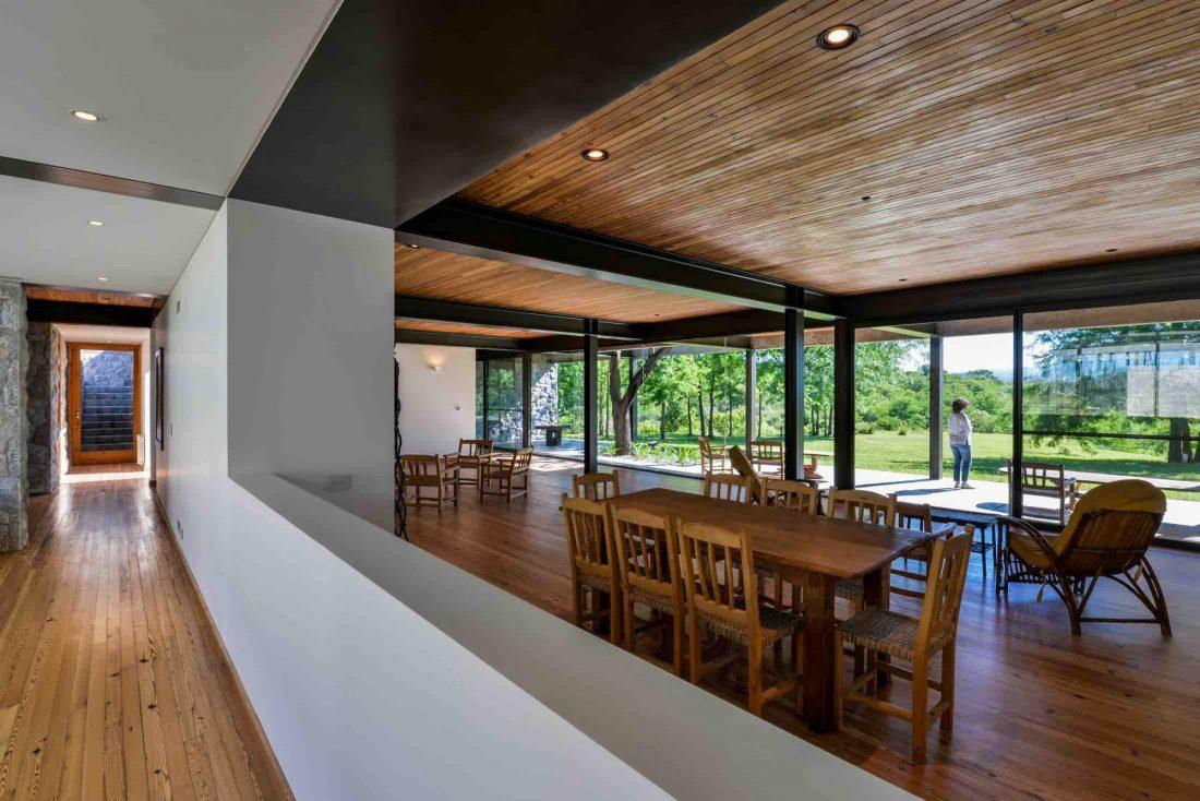 Экологичный и аутентичный проект дома от студии MWS arquitectura 19