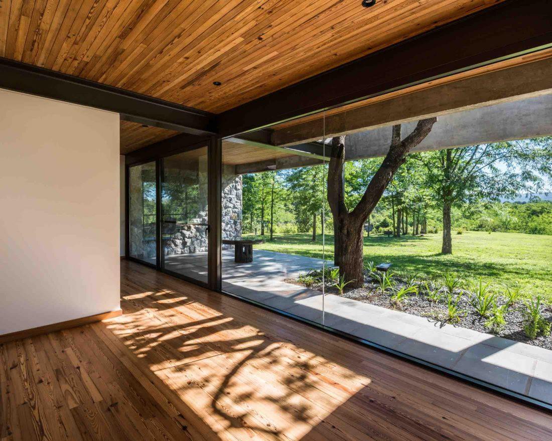 Экологичный и аутентичный проект дома от студии MWS arquitectura 2