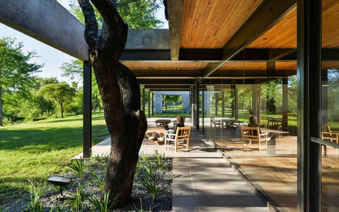 Экологичный и аутентичный проект дома от студии MWS arquitectura 34