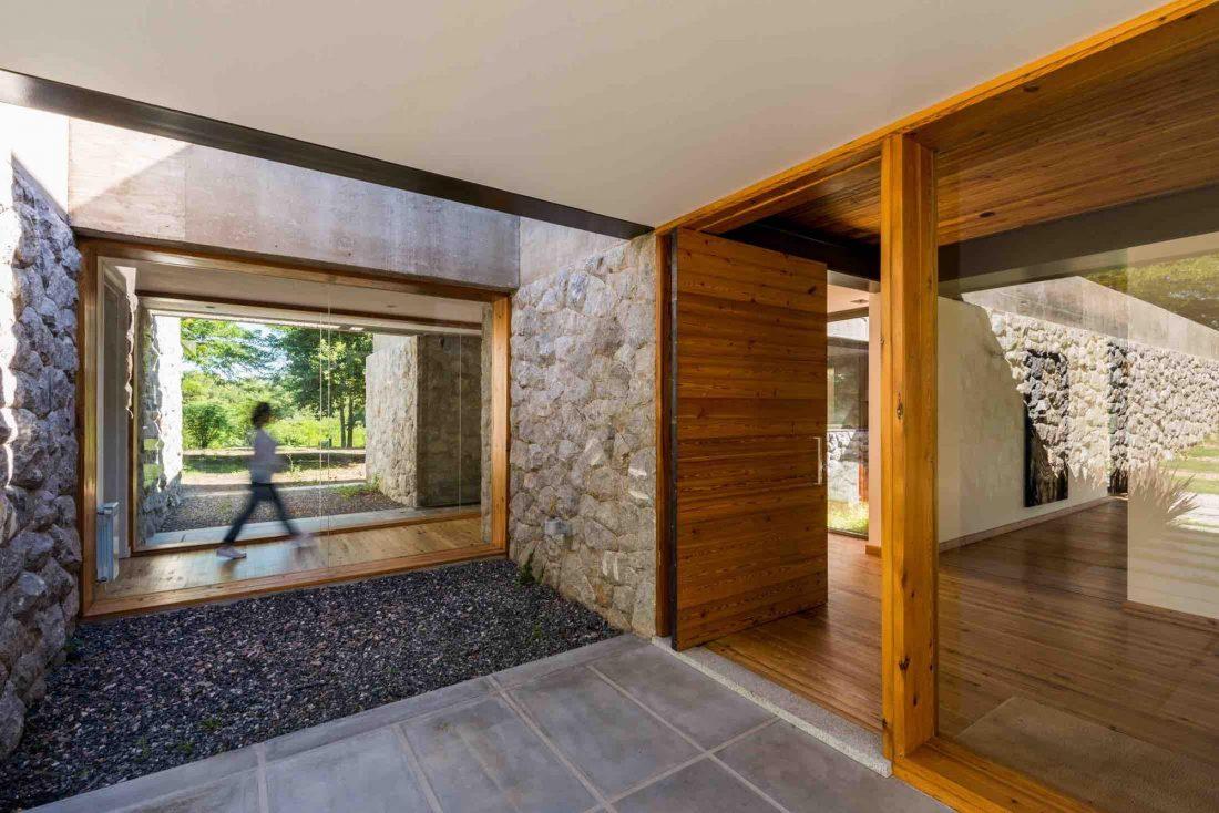 Экологичный и аутентичный проект дома от студии MWS arquitectura 39