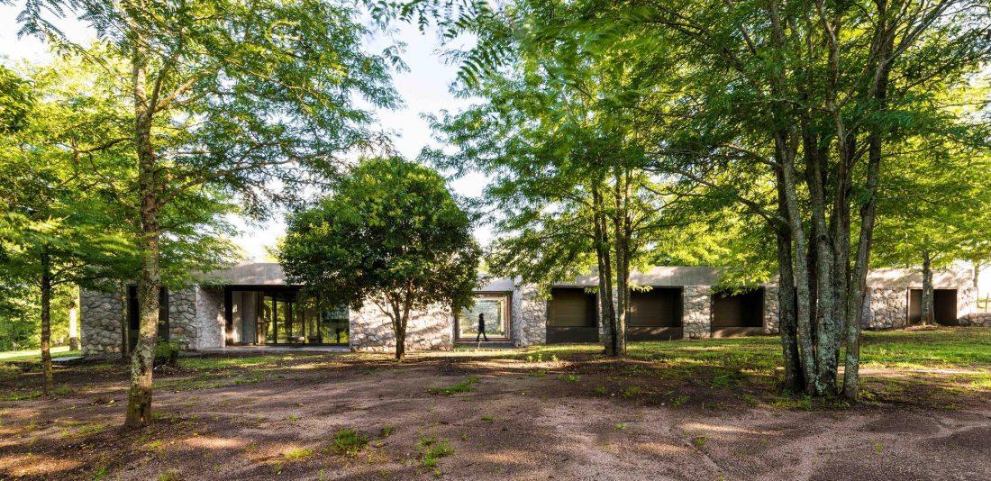 Экологичный и аутентичный проект дома от студии MWS arquitectura 40