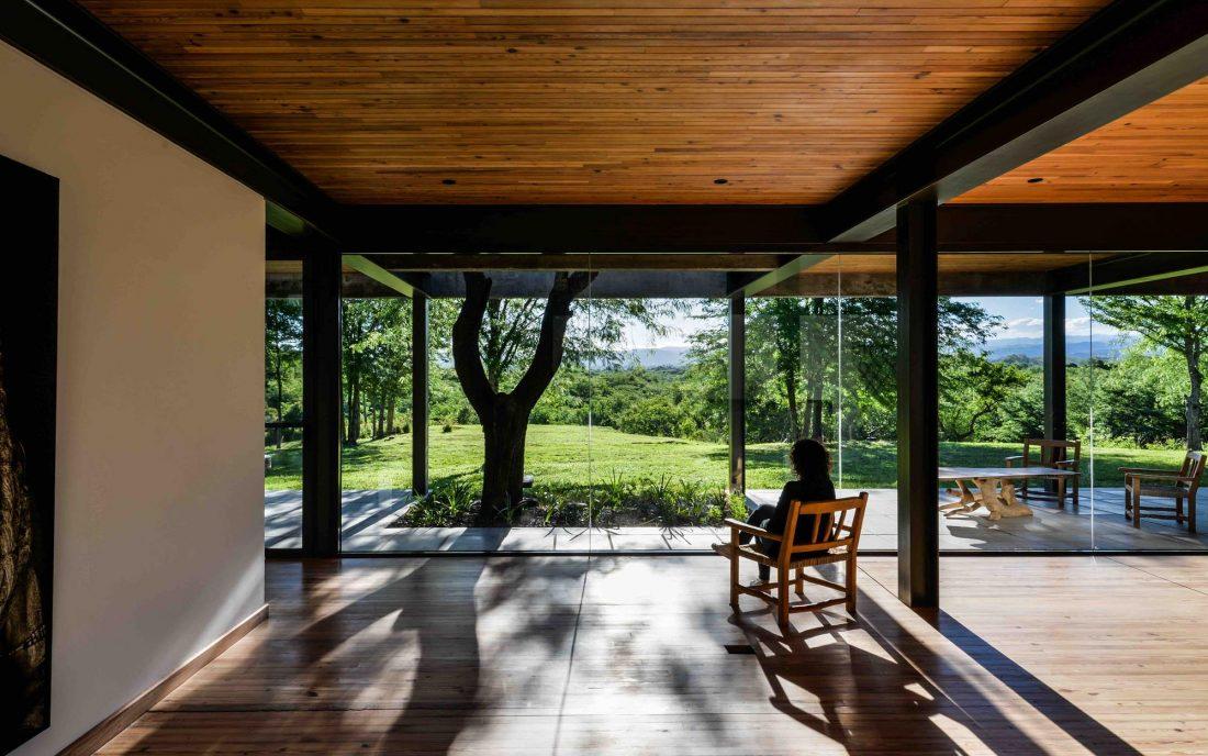 Экологичный и аутентичный проект дома от студии MWS arquitectura 41