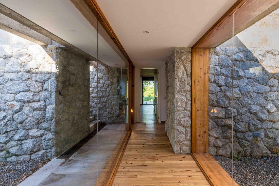 Экологичный и аутентичный проект дома от студии MWS arquitectura 43