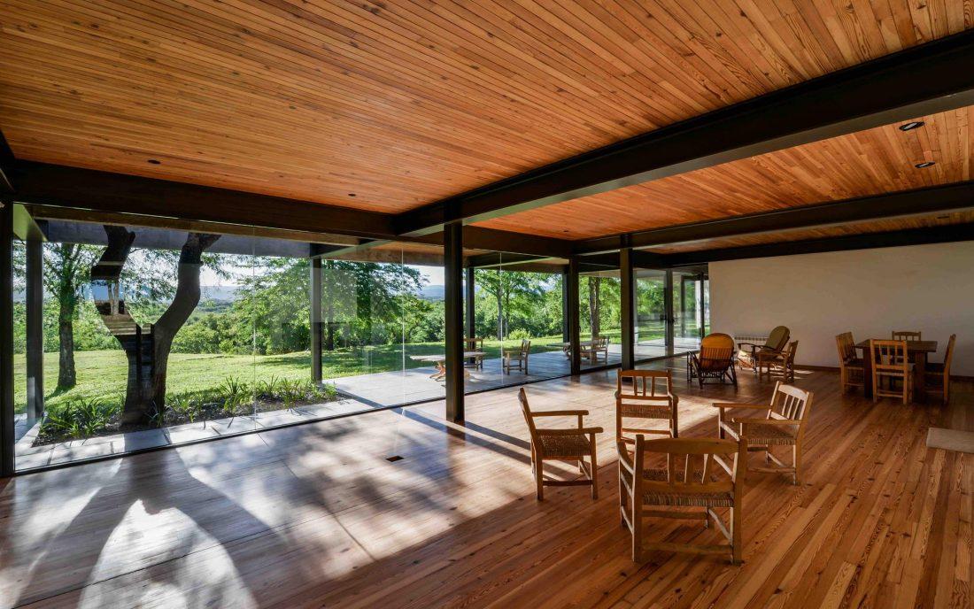 Экологичный и аутентичный проект дома от студии MWS arquitectura 44