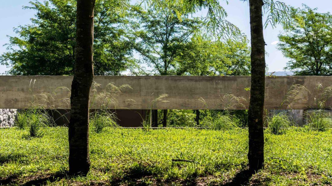 Экологичный и аутентичный проект дома от студии MWS arquitectura 45