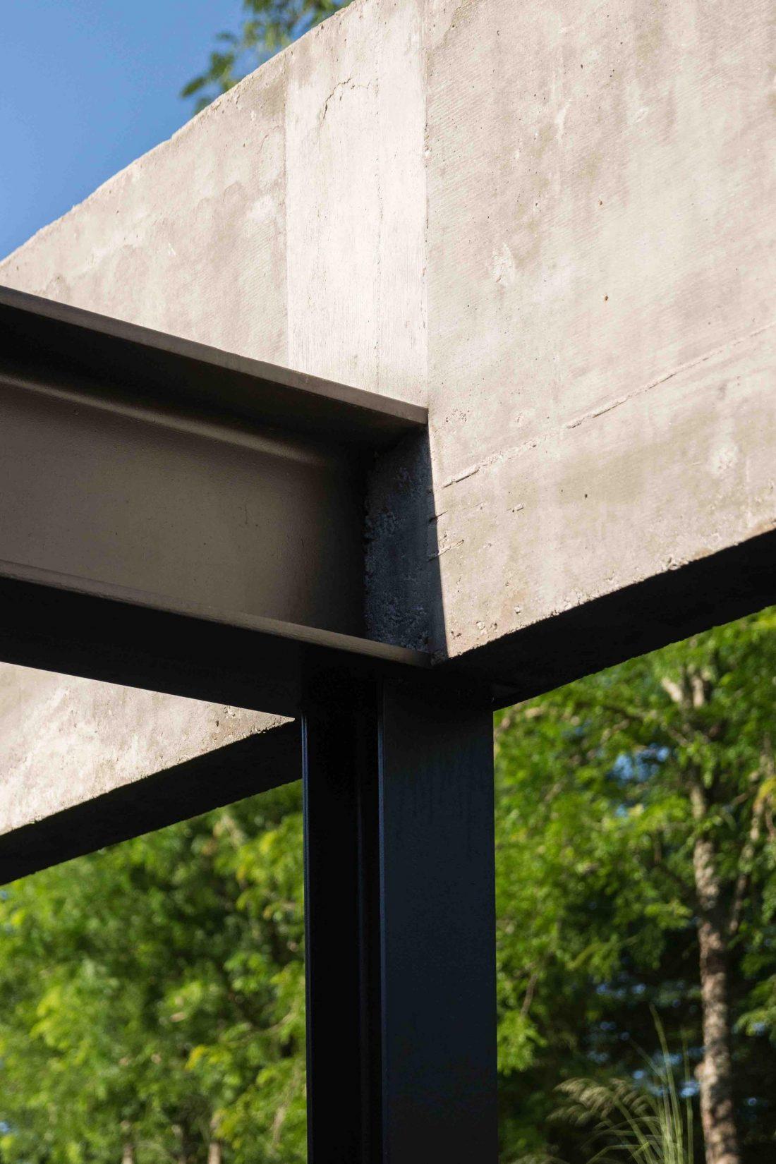 Экологичный и аутентичный проект дома от студии MWS arquitectura 46