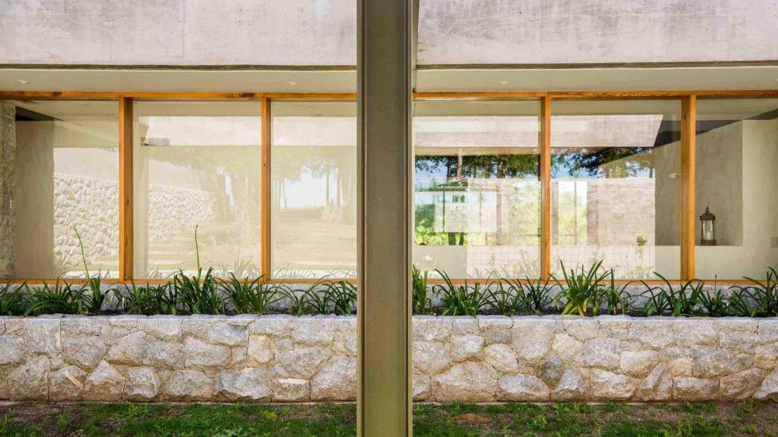Экологичный и аутентичный проект дома от студии MWS arquitectura 47