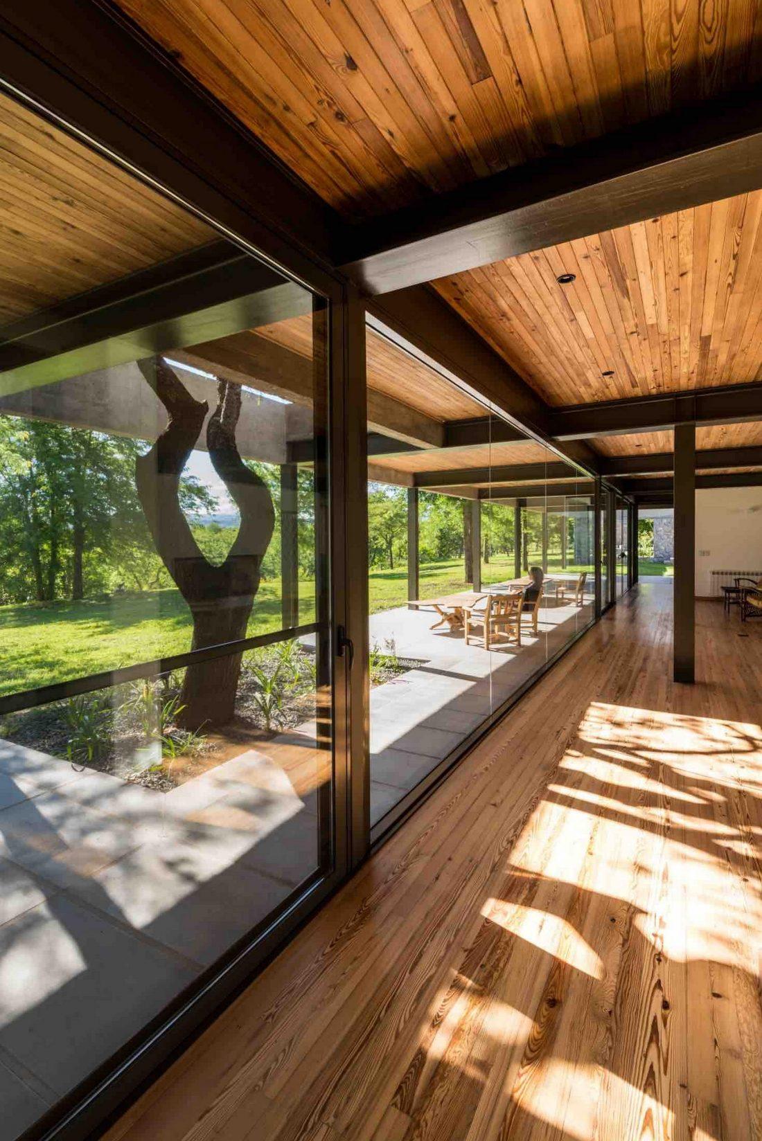 Экологичный и аутентичный проект дома от студии MWS arquitectura 48