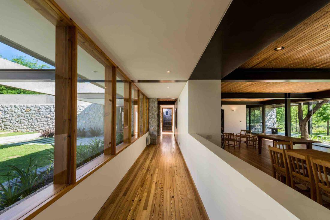 Экологичный и аутентичный проект дома от студии MWS arquitectura 5