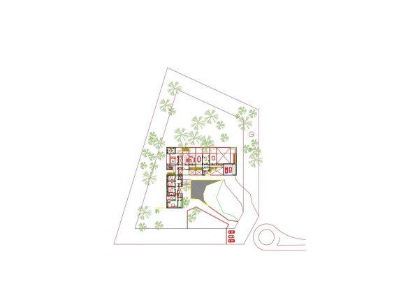 Экологичный и аутентичный проект дома от студии MWS arquitectura 52