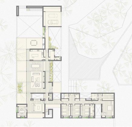 Экологичный и аутентичный проект дома от студии MWS arquitectura 53