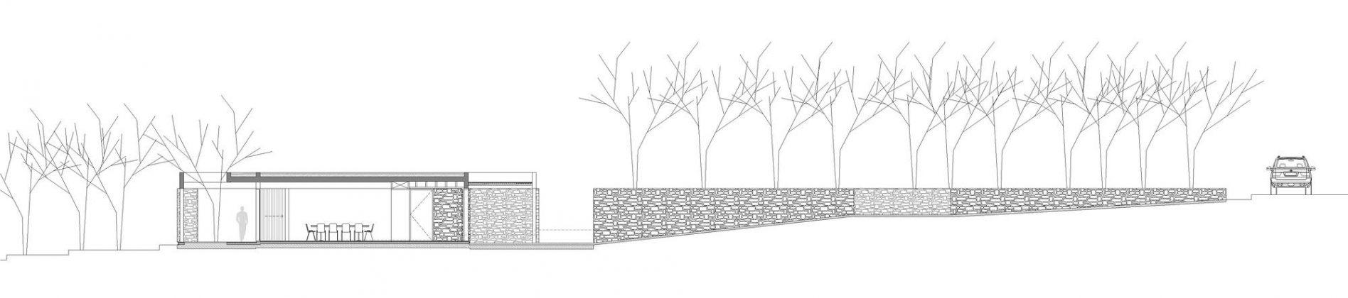Экологичный и аутентичный проект дома от студии MWS arquitectura 54