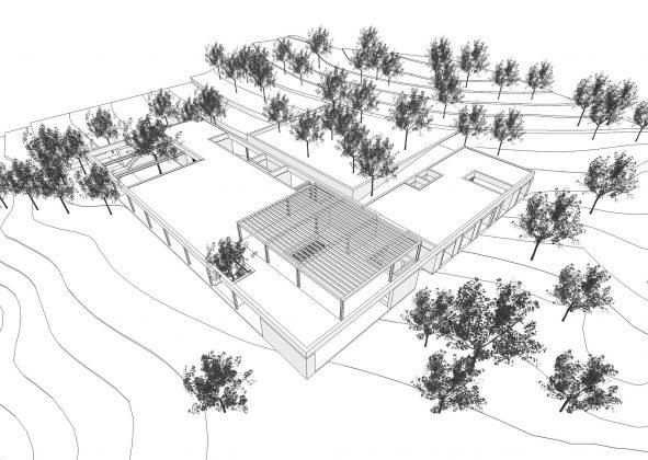 Экологичный и аутентичный проект дома от студии MWS arquitectura 55
