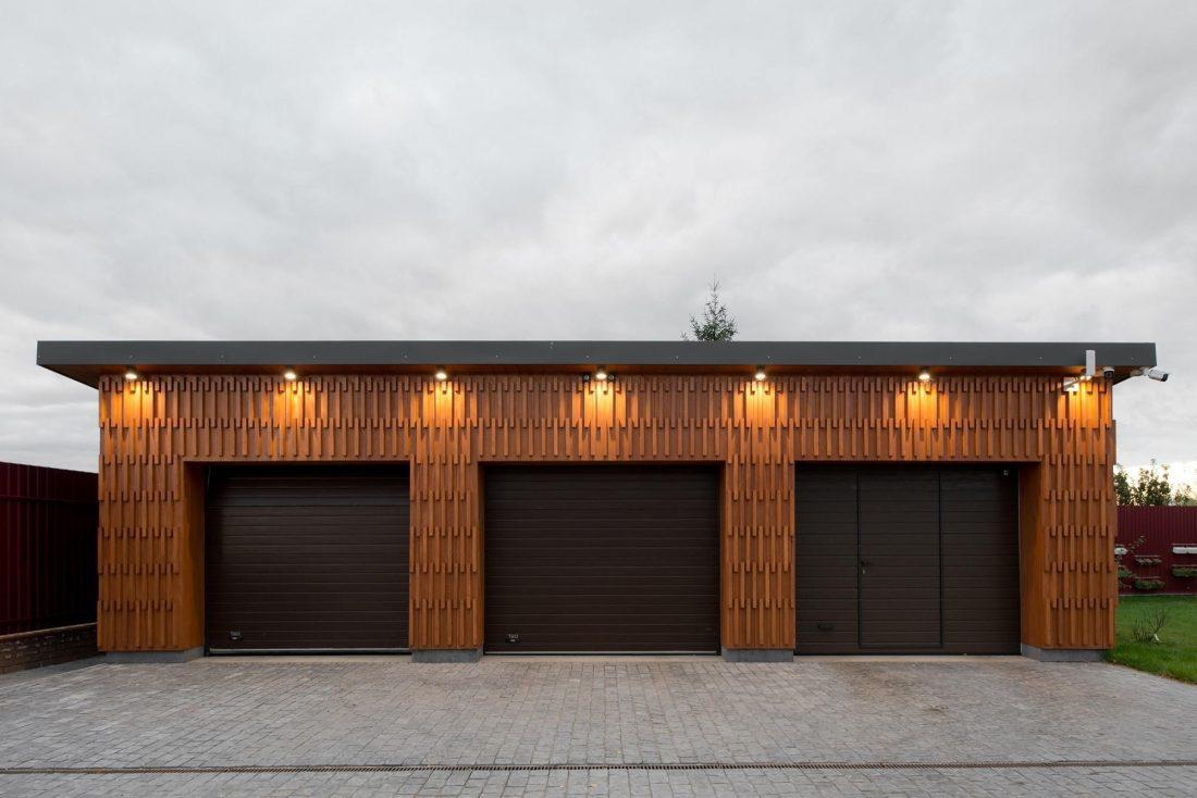 Shatura House – проект студии Le Atelier 13