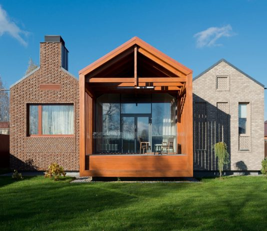 Shatura House – проект студии Le Atelier 14