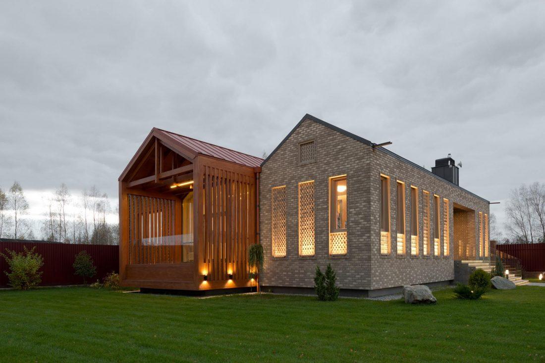 Shatura House – проект студии Le Atelier 17