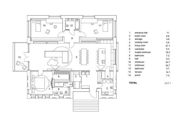 Shatura House – проект студии Le Atelier 18