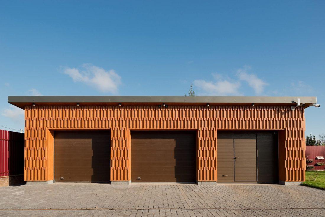 Shatura House – проект студии Le Atelier 4