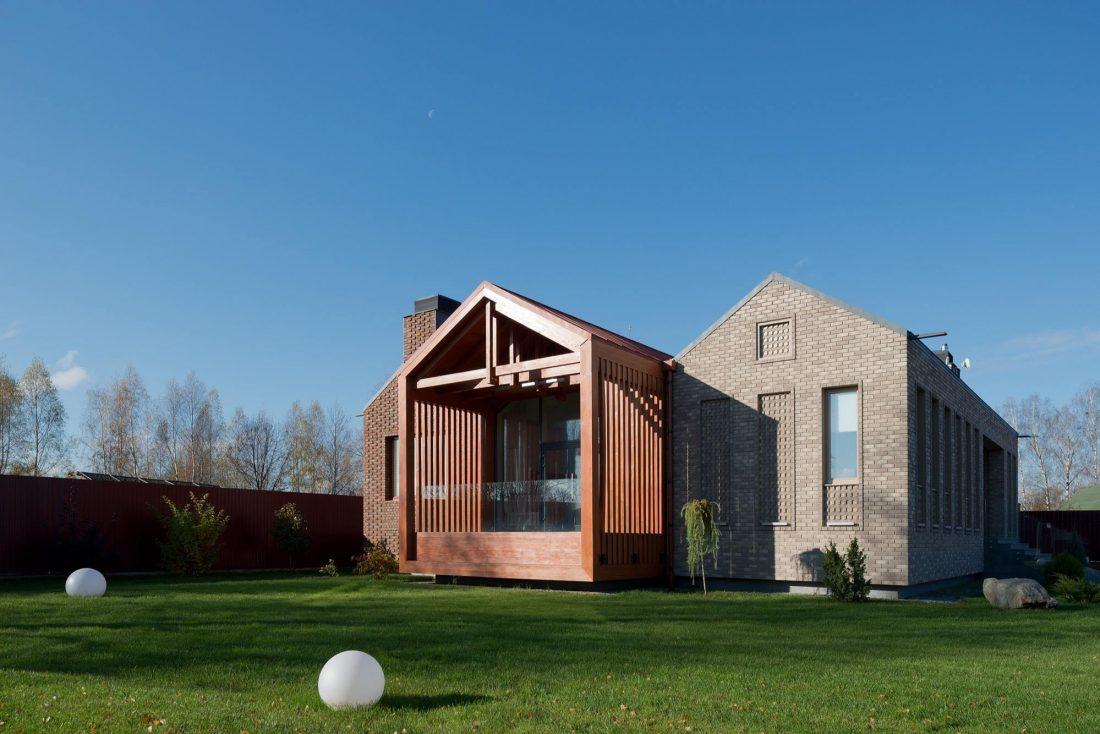 Shatura House – проект студии Le Atelier 6