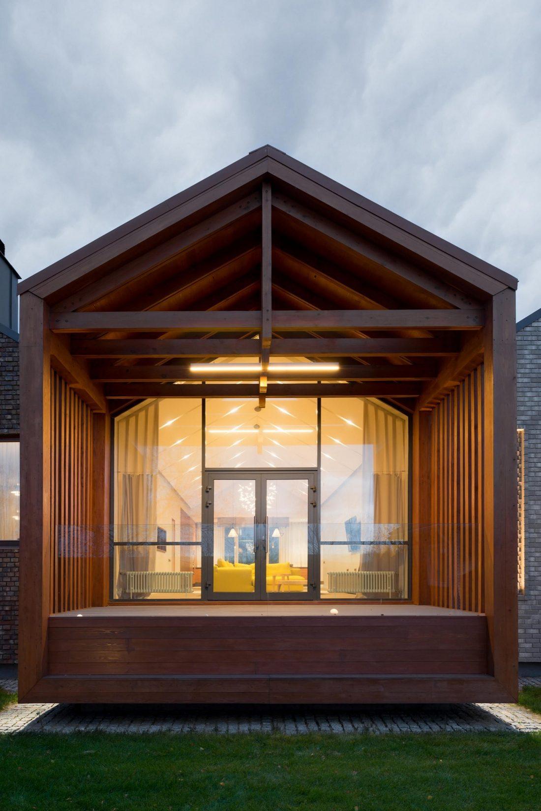 Shatura House – проект студии Le Atelier 7