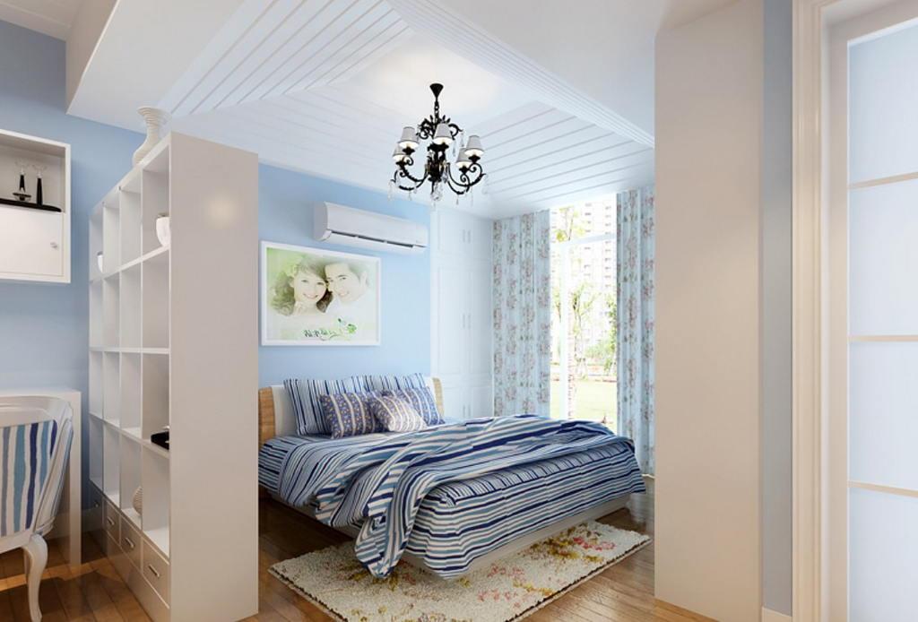 Средиземноморский стиль в интерьере спальни 3
